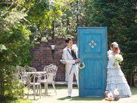 【結婚式拝見】自分らしさ全開!絵本のようなガーリーウェディング♪
