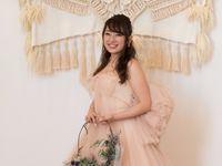 デヴィッドフィールデンの#天使の羽ドレスで旬の花嫁に♪