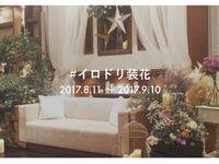 【Brides UP! 】投稿イベント「#イロドリ装花」結果発表!