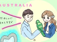 【ハッピー海外ウェディング】自然や動物、観光も充実♪オーストラリア