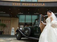 【ラグジュアリーホテル徹底研究】唯一無二のサービスが魅力的なウェディング「ザ・ペニンシュラ東京」