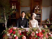 神戸迎賓館・旧西尾邸の大正浪漫ウェディングでレトロな世界観を堪能!