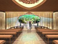 東京の中心で、森の中の神前挙式を。ホテル椿山荘東京に「庭園内神殿」が誕生♪