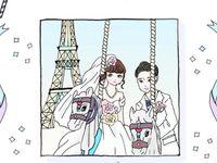 【フォトアイデア】こんなところでも撮りたい!パリのおすすめフォトロケーション♪