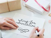 宛名書き・封の仕方にもマナーがあります!how to招待状の準備 挙式2ヶ月~1ヶ月前編