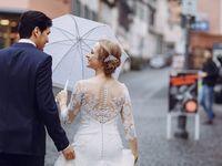 「#rainwedding」で見つけた♪素敵なレインウェディングアイデアまとめ