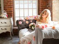 圧倒的な美シルエットが大人気!キャロリーナヘレラのウェディングドレス