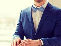 結婚式から二次会まで!男性ゲストにおすすめの「蝶ネクタイ」コーデまとめ