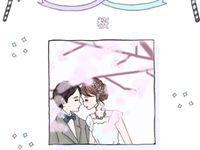 【フォトアイデア】春だけの特別感を存分に♪桜&新緑フォト