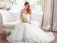 花嫁を美しくする「魔法のドレス」の桂由美ブランドドレスが着たい!