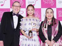 \ブライダルミュージックアワード2016/西野カナさんが「最も人気のアーティスト」を受賞♪