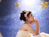 【ナイトウェディングにもおすすめ】「星」がテーマの結婚式アイデア♪