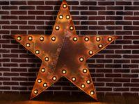 最近人気のモチーフは「星型☆」結婚式のデコレーションアイデア紹介♪