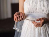 【デザイン別】ウェディングドレスにぴったりのネックレス♪