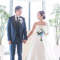 【結婚式拝見】「GINZA SIX」最上階の「ザ・グラン銀座」で、星がテーマのサマーウェディング