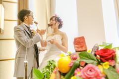 自慢のお肉を厳選*アメリカンスタイルバーベキューでもてなす結婚式!