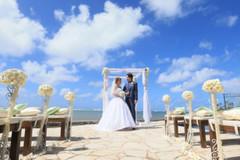 ハワイウェディング+国内1.5次会!欲張りスタイルでみんなの夢が叶った結婚式