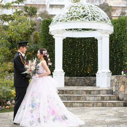 ゲストへ「ありがとう」の気持ちを込めて♪ 「ナチュラル」×「大人かわいい」がテーマの結婚式