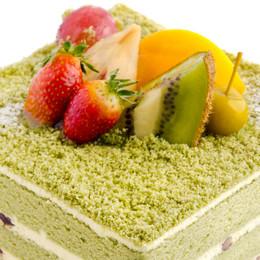 老若男女に人気の≪抹茶のウェディングケーキ≫!和婚ウェディングケーキでマネしたいデザインをご紹介♪