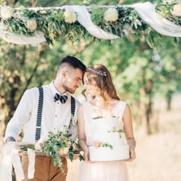 LINE@で結婚式準備に役立つ情報をお届け!《みんなのウェディングニュース》と友だちになろう*