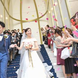 【結婚式拝見】「インフィニート名古屋」で永遠に包まれたウェディング