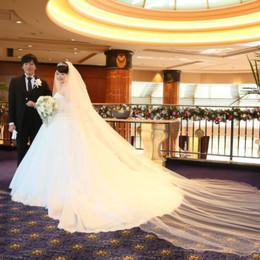【結婚式拝見】いつまでも思い出の場所に。「ウェスティンホテル東京」でアットホームウェディング