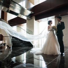上質・豪華を追い求めて!「シャングリ・ラ ホテル 東京」で叶えたラグジュアリーウェディング