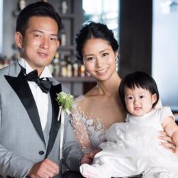 【結婚式拝見】ハレの日を娘と一緒に♪「マンダリンオリエンタル東京」で家族の絆が深まる結婚式