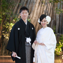 人気急上昇!クラシカ表参道の和装人前式でふたりらしいオリジナルの結婚式を♪
