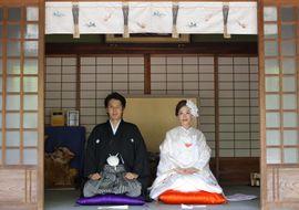 【結婚式拝見】世界遺産・姫路城を望む「白鷺宮 姫路護国神社」で叶えた、大人の和婚