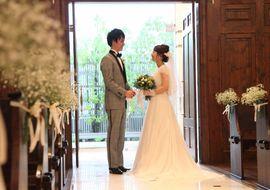 【結婚式拝見】ナチュラル&アットホーム!「オランジュベール」でゲスト参加型のあったかウェディング♪