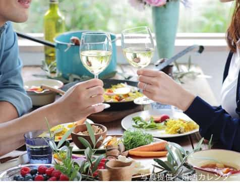 絶品イタリアンで華やかディナーテーブル※1対1トークタイム&トキメキ&シークレットカード♡企画付