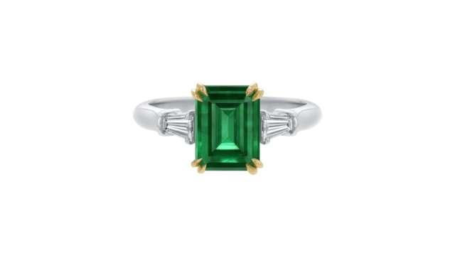 info for ccc36 0569c 結婚指輪】気品をまとえる*エメラルドを使った結婚指輪の魅力と ...