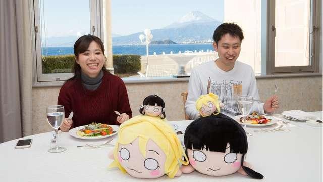 淡島ホテルの料理