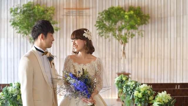 結婚式のフォト
