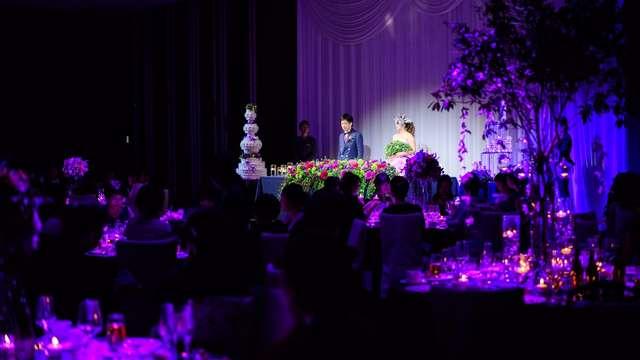 フォーシーズンズホテル京都の披露宴