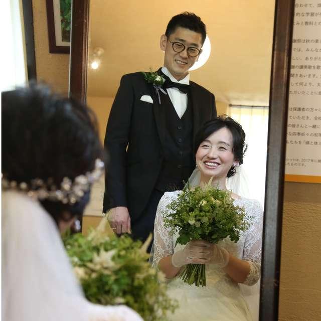 80c71657c993a 重要文化財の明日館で結婚式!ナシ婚カップルが叶えた自由なファミリー ...