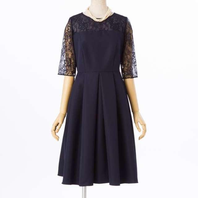 30代向けピンクドレス