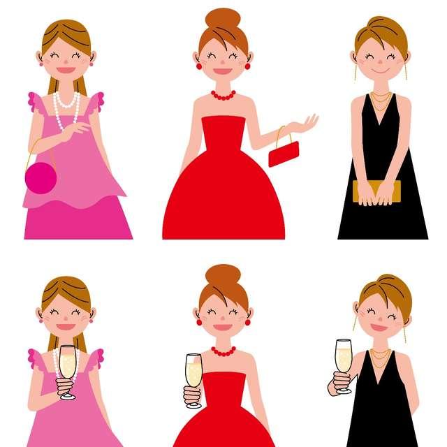 5a6c34b57e743 結婚式お呼ばれゲスト向け!ドレスコードやNGな服装マナー