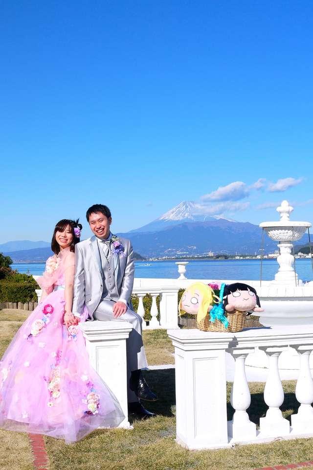 淡島ホテルのウェディングフォト