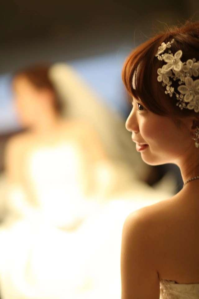 The South Horbor Resortの花嫁