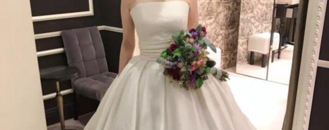 「唯一無二」と賞賛される《アントニオ・リーヴァ》のウェディングドレスが気になる*