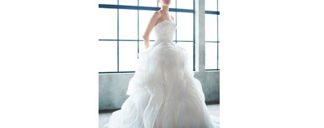 フォーシスの人気ドレス!《ハーゼル》が人魚みたいでかわいいと話題♪
