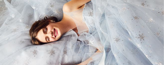 【ドレス探し♪】カラードレスで個性を出したい!柄ドレス8選♪