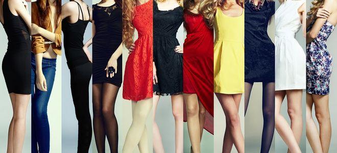 女性ゲストの服装