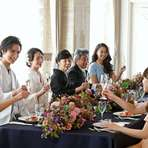おもてなし重視◆ ご家族婚&少人数プラン【20名70万円】