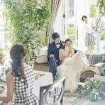 【シーズン限定】貸切の結婚式がお得に叶う