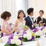 6名181,656円~☆大切なご家族と・・挙式&お食事プラン