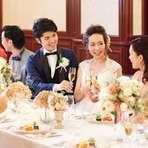 【10名様】挙式&会食プラン ドレスや撮影など必要アイテム含