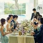 少人数婚なら★大切なひとだけで過ごす一日★挙式&会食付プラン